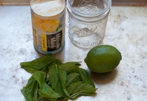 Мятный лимонад - фото шаг 1