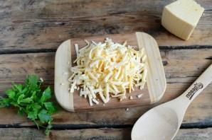 Котлеты из крабовых палочек с сыром - фото шаг 3
