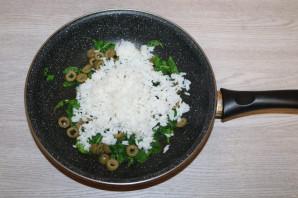 Рис с оливками - фото шаг 7