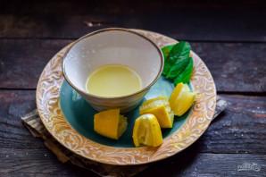 Напиток с мятой и лимоном - фото шаг 2