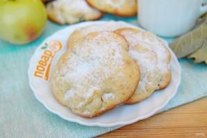Мягкое яблочное печенье - фото шаг 10