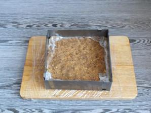 Торт из безе без выпечки - фото шаг 7