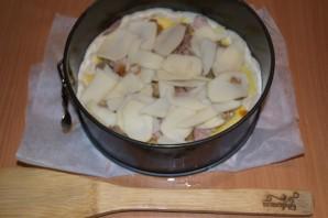 Пирог с индейкой и картофелем - фото шаг 5