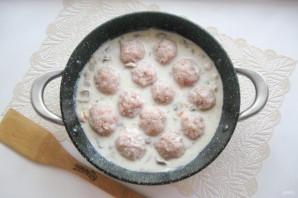 Гречаники с грибным соусом - фото шаг 11