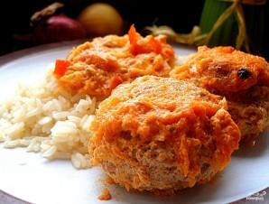 Тефтели из говядины с рисом - фото шаг 9