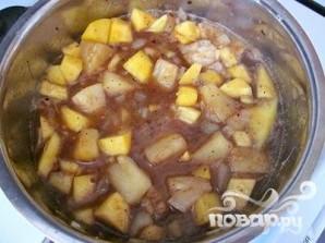 Чатни из манго и ананаса - фото шаг 4