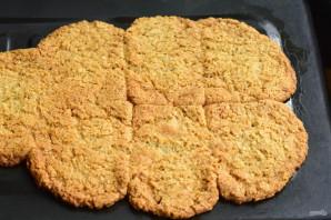 Овсяное песочное печенье - фото шаг 7