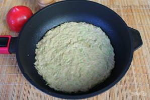 Торт из кабачков с грибами - фото шаг 8