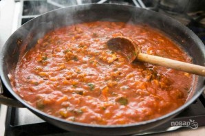 Запеченные спагетти - фото шаг 4