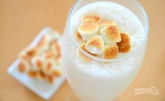 Молочный коктейль с зефиром - фото шаг 4