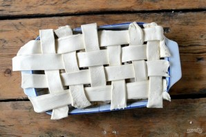 Шведский пирог с фрикадельками - фото шаг 12