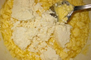 Печенье творожное на скорую руку - фото шаг 4