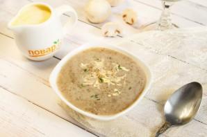 Суп-пюре с шампиньонами и картофелем - фото шаг 6