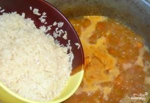 Каша рисовая со свининой - фото шаг 6