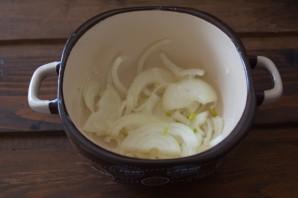 Рыба минтай, запеченная в духовке - фото шаг 1