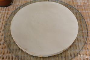 Карамельный торт без выпечки - фото шаг 13