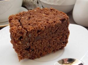 Простейший шоколадный пирог - фото шаг 7