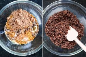 Шоколадный торт без выпечки - фото шаг 1