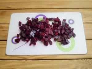 Салат к пельменям - фото шаг 2