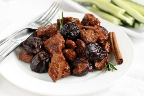 Мясо с черносливом - фото шаг 6