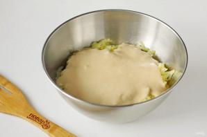 Картофельные оладьи с сыром - фото шаг 4