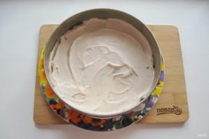 """Торт """"Шоколадная девочка"""" - фото шаг 12"""