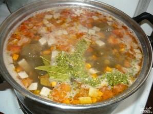 Суп из чечевицы с мясом - фото шаг 10