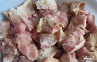 Консервы из мяса птицы - фото шаг 5