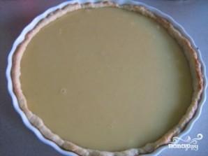 Лимонный пирог с меренгой - фото шаг 11