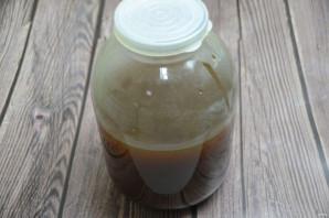 Квас с лимонной кислотой - фото шаг 4
