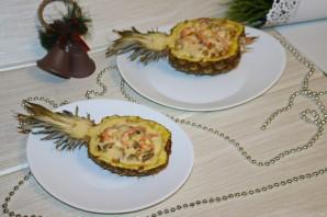 Фаршированные ананасы - фото шаг 15