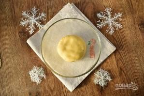 """Печенье """"Снежинка"""" - фото шаг 2"""