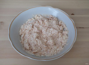 Закуска пикантная на Новый год Крысы - фото шаг 3