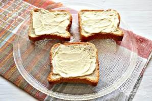 Горячие бутерброды с курицей и сыром - фото шаг 2
