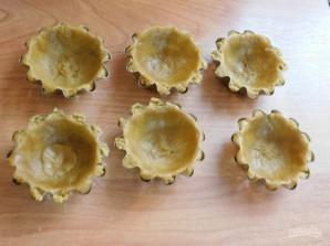Корзиночки с сырным кремом - фото шаг 3