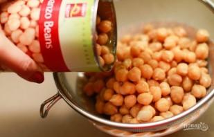 Хумус простой - фото шаг 1