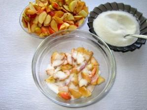 Варенье из яблок дольками - фото шаг 5