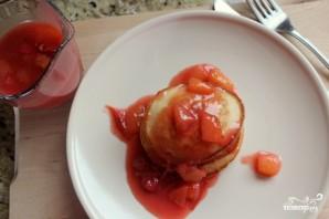 Кисло-сладкий соус с ананасами - фото шаг 4