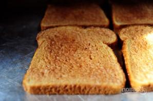 Коричные тосты - фото шаг 4