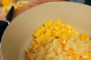 Варенье из тыквы с имбирем - фото шаг 2