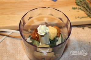 Баранина в сырной корочке с картофелем - фото шаг 2