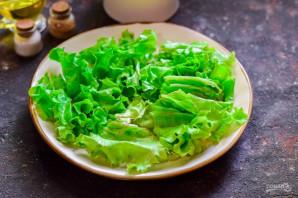 Испанский салат с тунцом - фото шаг 2