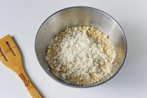 Творожное печенье на сковороде - фото шаг 5