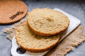 Гречневый торт с творогом - фото шаг 10