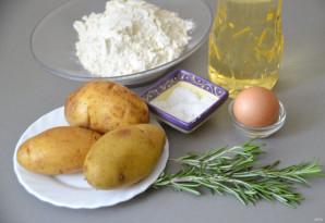 Хворост картофельный - фото шаг 1