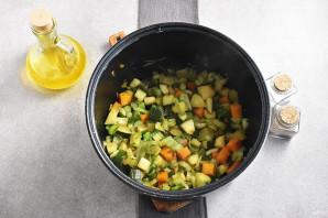 Тефтели с овощами в мультиварке - фото шаг 6