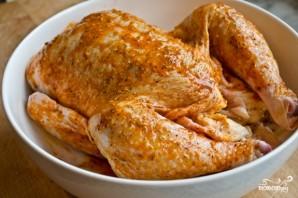 Курица на гриле в духовке - фото шаг 5