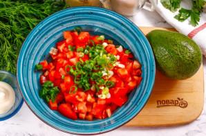 Тарталетки с авокадо - фото шаг 3