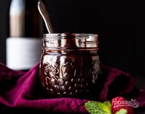 Шоколадный ганаш на красном вине - фото шаг 4