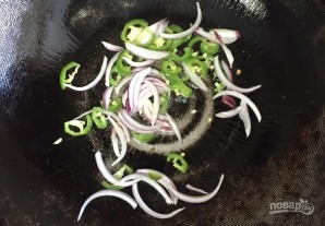 Домашний омлет с овощами - фото шаг 1